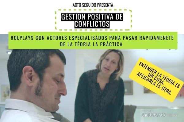 Gestion conflictos